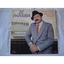 Ze Paraiba-lp-vinil-vol. 41-zé-forró Mais Quente-mpb