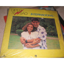 Disco Lp Vinil Trilha Internacional Novela Hipertensão 1987