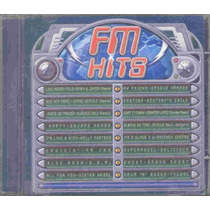 Cd Fm Hits - Nelly Furtado, Mr Jam, Jorge Ve Frete Gratis