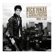 Nick Jonas And The Administration - Who I Am - Cd + Dvd Novo