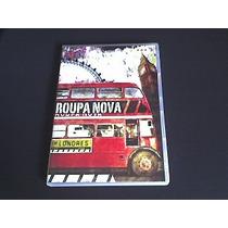Dvd Roupa Nova Em Londres (original)