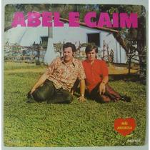 Lp Abel E Caim - Mãe Amorosa - Cartaz