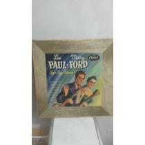 Les Paul Mary Ford Lp 10 Polegadas Bye Bye Blues 1952 Usa