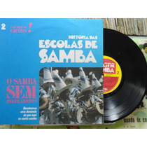 História Das Escolas De Samba Vol.2 - Lp 10 Pol C/livreto