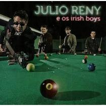 Julio Reny - Bola 8 (cd Lacrado - Novo)