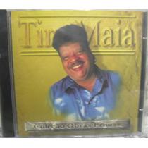 Funk Rock Pop Mpb Cd Tim Maia Coleção Obras Primas Original