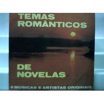 16 Temas Romanticos De Novelas / Lp Vinil Disco / K-tel 1978