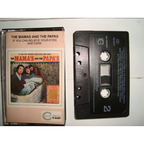 Cassete - The Mamas And The Papas