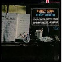 Quincy Jones Interpreta Henry Mancini Jazz - Disco Vinil