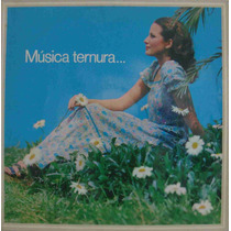 Música Ternura Lp Roberto Carlos Ray Conniff Percy Faith