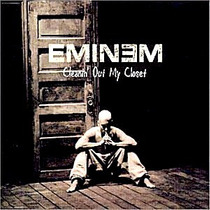 Eminem Cleaning Out My Closet 2-track Single R$ 23 Europeu