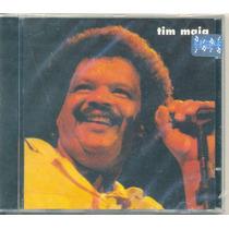 Cd Tim Maia - 1980 - Lacrado