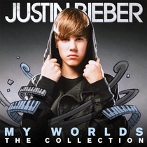 Cd Justin Bieber - My Worlds The Collection * Frete Grátis *