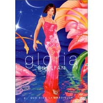Gloria Estefan Que Siga La Tradicion [eua] Dvd Novo Lacrado