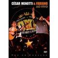 Dvd César Menotti E Fabiano - Voz Do Coração - Ao Vivo Novo*