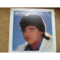 Lp - Cezar E Paulinho Viajante Solitario Com Poster