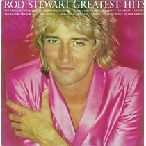 Lp Rod Stewart Greatest Hits 1988 Warner