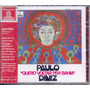 Cd Paulo Diniz - Quero Voltar Pra Bahia - 1969 - Lacrado