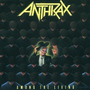 Anthrax - Among The Living Lacrado Importado