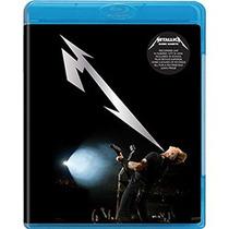 Blu-ray - Metallica : Quebec Magnetic - Original & Lacrado !