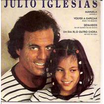 Julio Iglesias -compacto-lp-vinil-devaneios-mpb