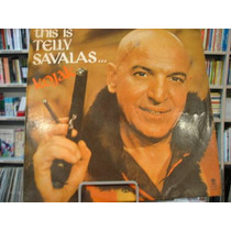 Vinil / Lp - This Is Telly Savalas... Kojak - 1975