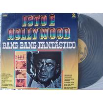 Isto É Hollywood Trilha Sonora Filme Bang Bang Vinil Zerado