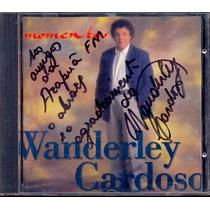 Cd Wanderley Cardoso - Momentos - 1995 - Autografado
