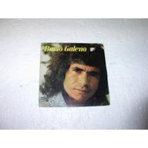 Lp Compacto Barto Galeno,1979 Grande Amor Da Minha Vida