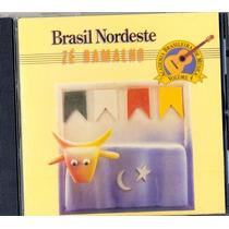 Cd Zé Ramalho - Brasil Nordeste - 1991