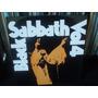 Black Sabbath Vol 4 Vinyl Transparente Importado Lp