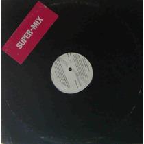 Jacksons Toto Cyndi Lauper Gazeb Maxi Single Vinil Cbs Promo