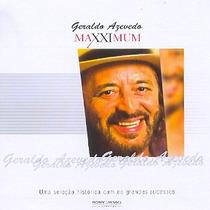 Geraldo Azevedo Maxximum (1999) - Novo Original Lacrado