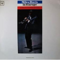 Lp - Miles Davis - In Europe - Live At Antibes Jazz Festival