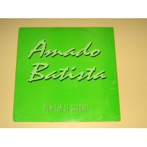 Amado Batista - Single - Tum Tum De Saudade - 1995 Lp Vinil