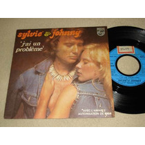 Sylvie Vartan & Johnny Hallyday -compacto Importado Francês