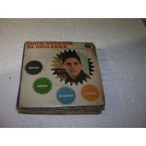Compacto Chico Buarque,1967 Roda Viva,carolina, Chorinho