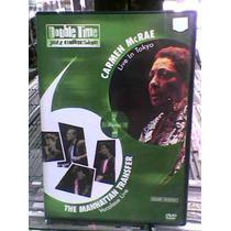 Carmen Mcrae Live Tokyo Manhattan Transfer Dvd Original Impe