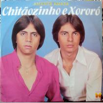 Lp Vinil - Chitãozinho E Xororó - Amante Amada - 1981