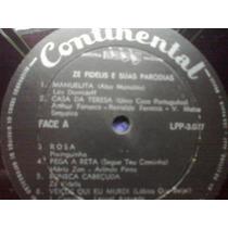 Lp Zé Fidelis E Sua Paródias-1958(lpp-3.027-sem Capa)