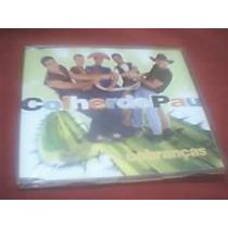 Cd Single Colher De Pau -cobranças- Original -abril Music