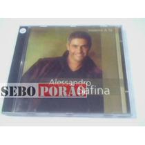 Cd Alessandro Serafina - Insieme A Te - Original