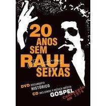 Dvd + Cd: 20 Anos Sem Raul Seixas - Box Original E Novo Lacr