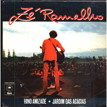 Zé Ramalho Compacto De Vinil 7 Hino Amizade 1980