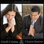 Cd Giselli Cristina & Clayton Queiroz / Confiarei + Playback