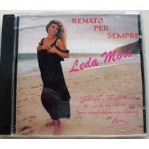 Cd Renato Russo Per Sempre - Leda Moro - Frete Gratis