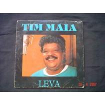 Cp Tim Maia - Leva - Promo 2 Versões -fm Bandeirantes -1984
