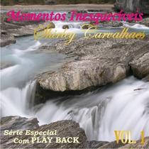 Cd Shirley Carvalhaes - Momentos Inesquecíveis C/ Playback