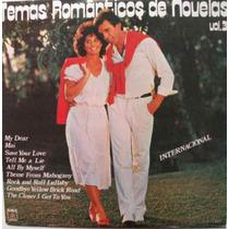 Lp Temas Romanticos De Novelas Vol 3-1984-novinho.