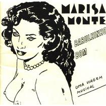 Cd Marisa Monte - Barulhinho Bom - Uma Viagem Musical